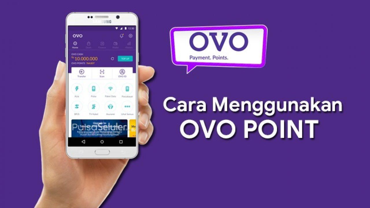 Cara Menggunakan Aplikasi Ovo Untuk Melakukan Pembayaran Besok Sukses